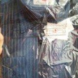 Новая мужская рубашка ,размер 176/38. Фото 1. Уфа.
