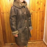 Дубленка женская тото 48. Фото 3.