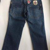 Укорочённые джинсы-бриджи. Фото 4. Ростов-на-Дону.