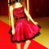 Вечернее платье 40-42. Фото 1.