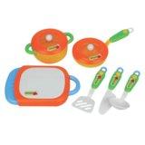 Новый набор игрушечной посуды k's kids. Фото 1.