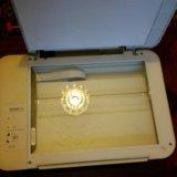 Мфу(принтер, сканер, копир) hp deskjet 1510. Фото 3.