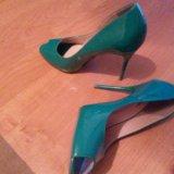 Туфли женские размер 38-39. Фото 1.