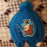 Новая шапка. Фото 3.