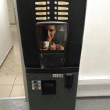 Кофейный автомат bianchi iris б/у. Фото 1. Москва.