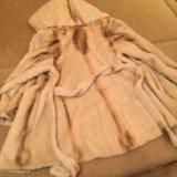 Шуба норковая коллекционная sagamink. Фото 3. Тюмень.