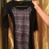 Платье -туника. Фото 1.