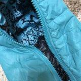 Двухсторонняя курточка. Фото 1.