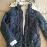 Слингокуртка, куртка для беременных. Фото 1. Боровский.
