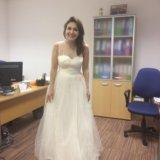 Свадебное платье новое. Фото 2.