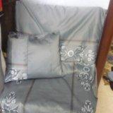 Чехлы для стульев бу ручная работа.. Фото 4.
