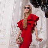 Новое новогоднее платье. Фото 1. Саратов.