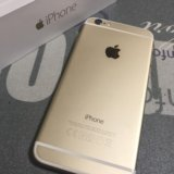 Apple iphone 6 64 gb gold. Фото 2.