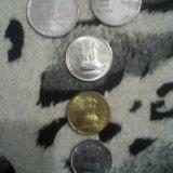 Монеты индия. Фото 1.