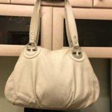 Кожаная сумка. Фото 1.