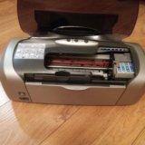 Принтер цветной epson. Фото 1. Стерлитамак.