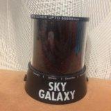 Проектор звёздного неба. Фото 1.