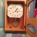 Часы янтарь. Фото 2. Москва.