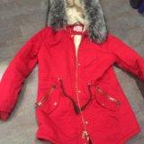 Зимняя куртка. Фото 1. Балашиха.