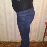Джинсы для беременных 48-50 размер. Фото 2. Москва.