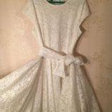 Платье пышное. Фото 1. Москва.