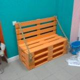 Мебель из паллет. Фото 2.