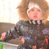 Детский костюм пуховик и высокие штаны. Фото 1. Уфа.