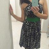 Платье р 40 италия шёлк. Фото 1.