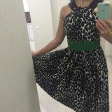 Платье р 40 италия шёлк. Фото 2.