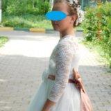 Праздничное платье. Фото 2. Химки.