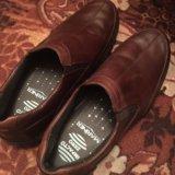 Кожаные туфли. Фото 2. Москва.