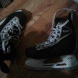 Хоккейные коньки. Фото 1. Волжск.