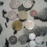 Монеты разных стран. Фото 1.