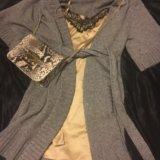 Золотое платье-комбинация. Фото 1. Красногорск.