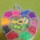 Набор резиночек для плетения. Фото 1.