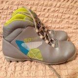 Ботинки лыжные. Фото 3.