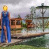 """Платье """"две длинны"""". Фото 1. Владикавказ."""