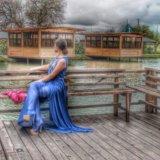 """Платье """"две длинны"""". Фото 3. Владикавказ."""