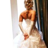 Свадебное платье. Фото 3. Челябинск.