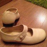 Нарядные туфли для девочки. Фото 1. Уфа.