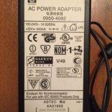 Адаптер зарядное устройство блок питания оригинал. Фото 1.