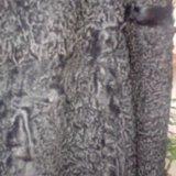 Шуба каракулевая утепленная. Фото 2.