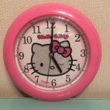 Часы hello kitti. Фото 1.