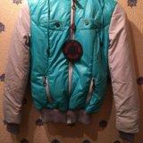 Новая женская куртка. Фото 1. Бор.