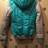 Новая женская куртка. Фото 2. Бор.
