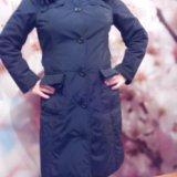 Теплое пальто-куртка 44-46 размера. Фото 1. Красногорск.