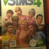 Sims 4+подарок. Фото 1.