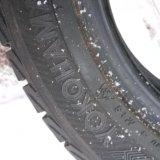 Зимние шины 195/55 r15. Фото 2.