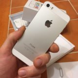 Iphone 5s (32gb) silver. Фото 4. Москва.