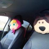 Подушки на сиденья в автомобиль. Фото 2. Солнечногорск.
